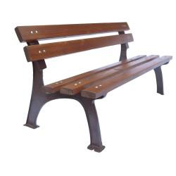 Litinová lavička  PARK