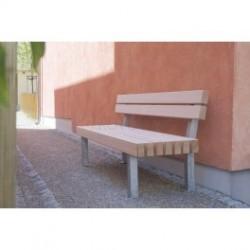 Designová lavička Paula